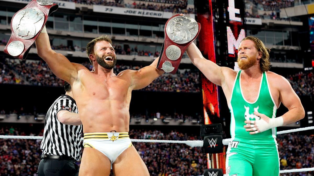 Vince McMahon inicialmente rejeitou que Brian Myers e Matt Cardona vencessem na WrestleMania 35