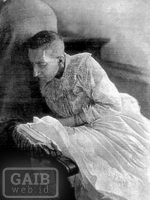 Blanche Monnier meninggal