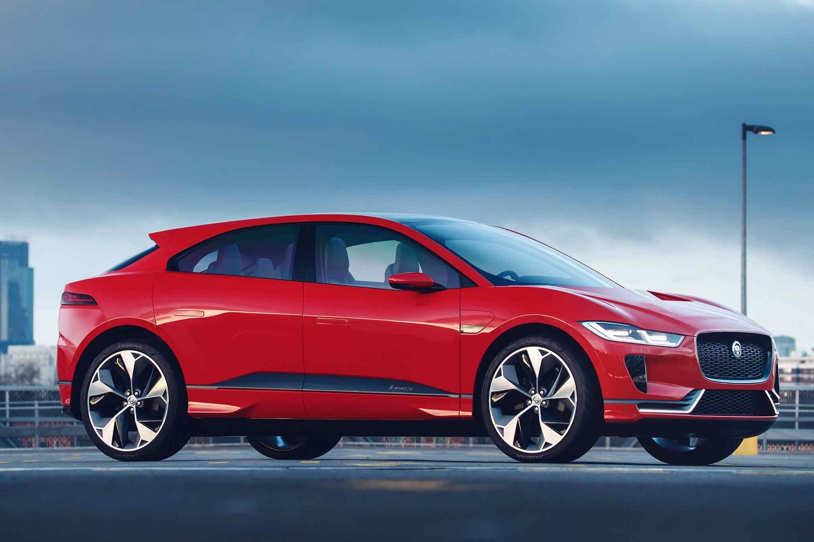 I Pace Release Date >> Jaguar I Pace Car Concept Feature And Release Date