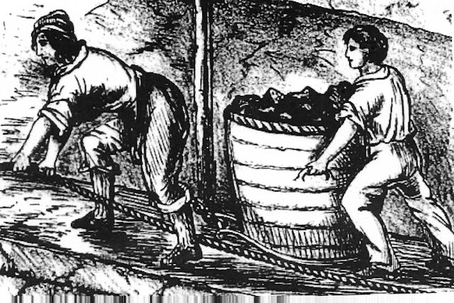 Coal Mining In The 1700's