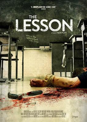 The Lesson 2015 DVD R1 NTSC Sub