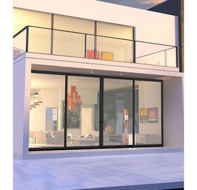 cua kinh cuong luc lua 4 canh Thi công lắp đặt kính trang trí tường nhà ở, showroom, shop, công ty tại HCM