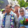 Pak JK Kembali Ke Makassar, Seusai Laksanakan Tugas Sebagai Wapres RI Selama Satu Priode