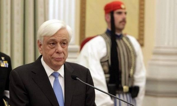 Παυλόπουλος: Θα υπάρξουν κυρώσεις σε όσους αμφισβητήσουν τη συνθήκη της Λωζάνης