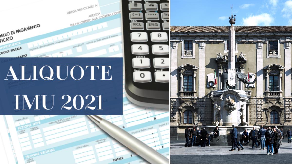 IMU 2021 Comune di Catania aliquote