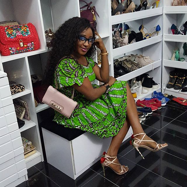 1f83a28238d Ini Edo was recently appointed the Special Assistant on Tourism to Akwa  Ibom state Governor.