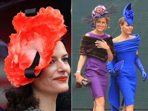Hats In The Wind: That Wedding