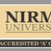 Nirma University, Ahmedabad, Wanted Teaching Faculty