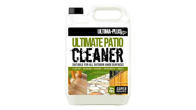 ULTIMA-PLUS XP Patio Cleaner