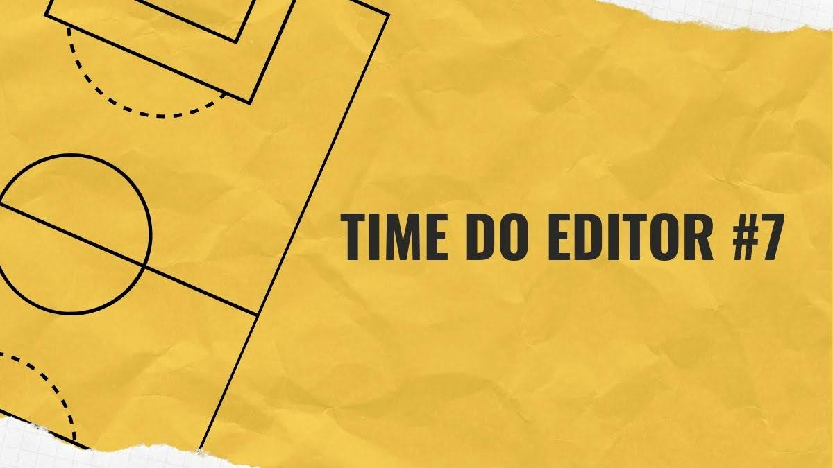 Time do Editor #7 - Cartola FC 2020