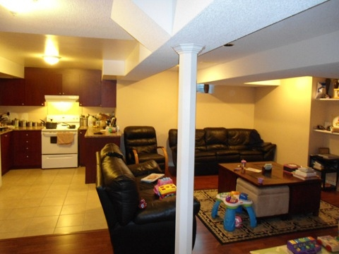 From chutney to maple syrup our move to canada types of houses - Basement apartment ...