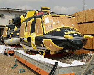 2 Helicopters: Amaechi Opens Up, Implicates Jonathan