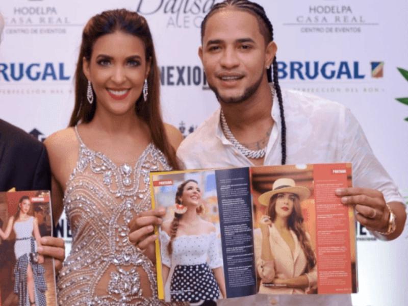 Dalisa Alegría dice su verdad sobre supuesto romance con Mozart La Para