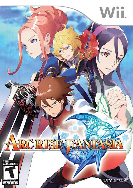 download arc rise fantasia mega.nz