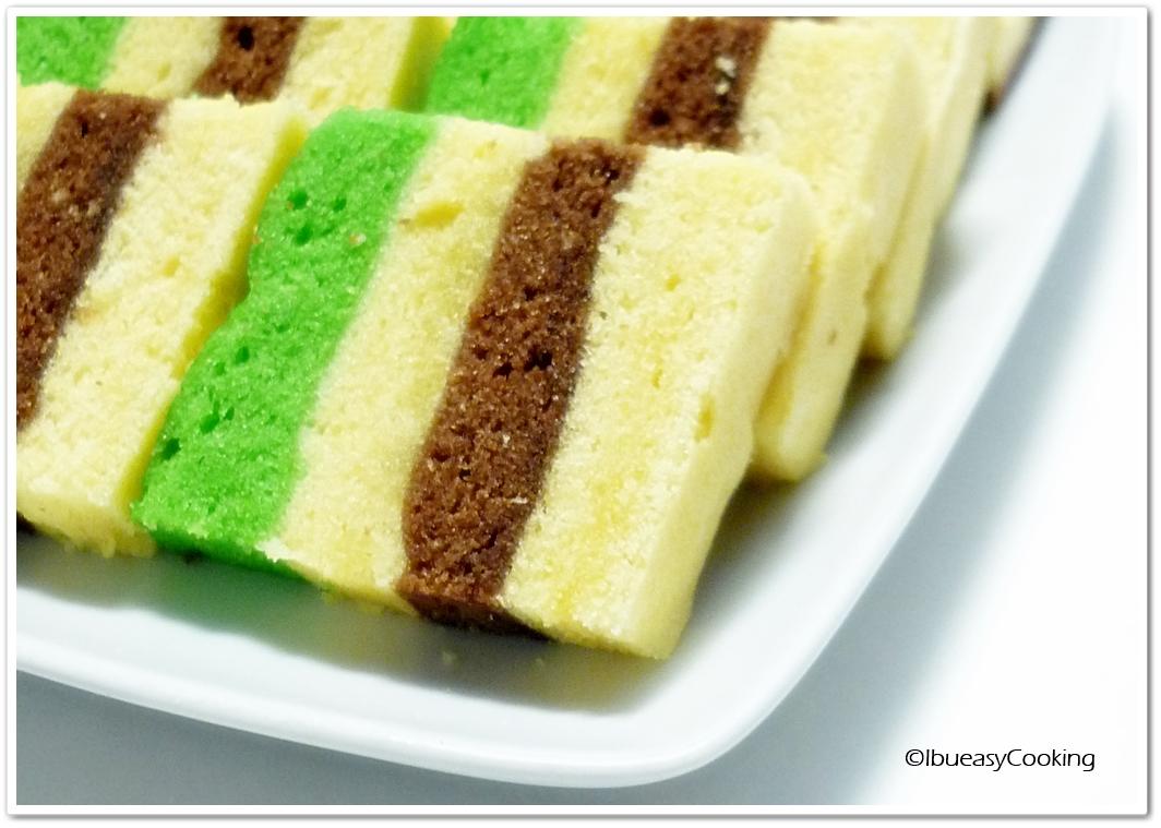 Resep Cake Kukus Simple: Resep Bolu Spongecake Kukus