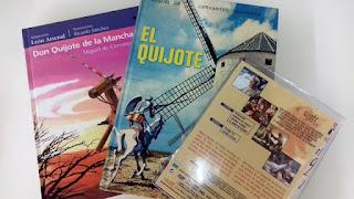 Portada del llibre El Quijote