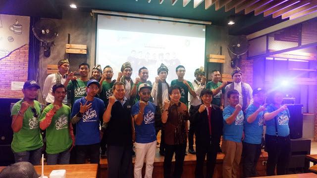 Launching Video Klip Yok Idop Sehat oleh Kamil Onte dan taZki Acapella