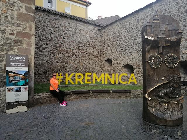 Kremnica a Kremnické vrchy