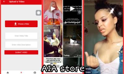 Tok Tik Short Video or Whatsapp Status App aia for kodular
