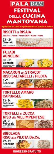 Festival della Cucina Mantovana 2016