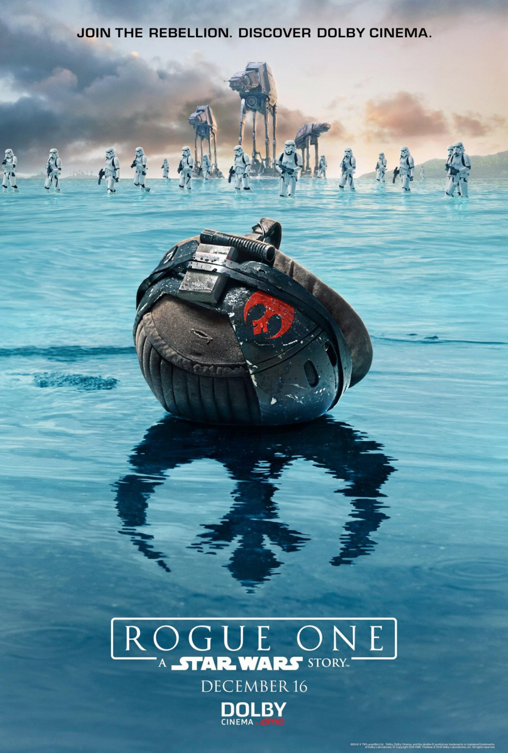 The Blot Says Star Wars Rogue One Amc Dolby Cinema