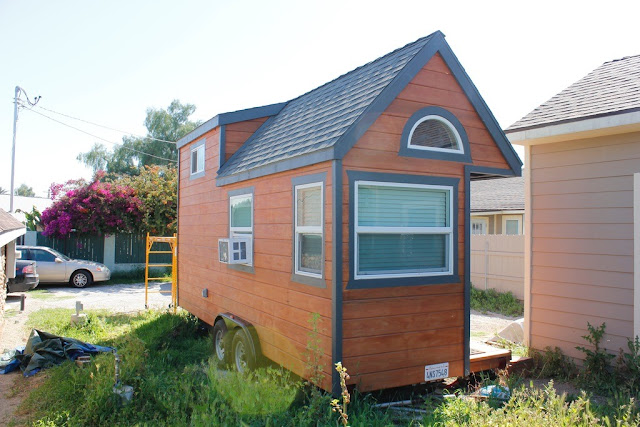 This Cozy Tiny House On Wheels Is Currently Available For Sale Near San  Diego, California.