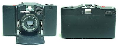 Minox 35 EL (Color-Minotar 35mm F2.8 lens)