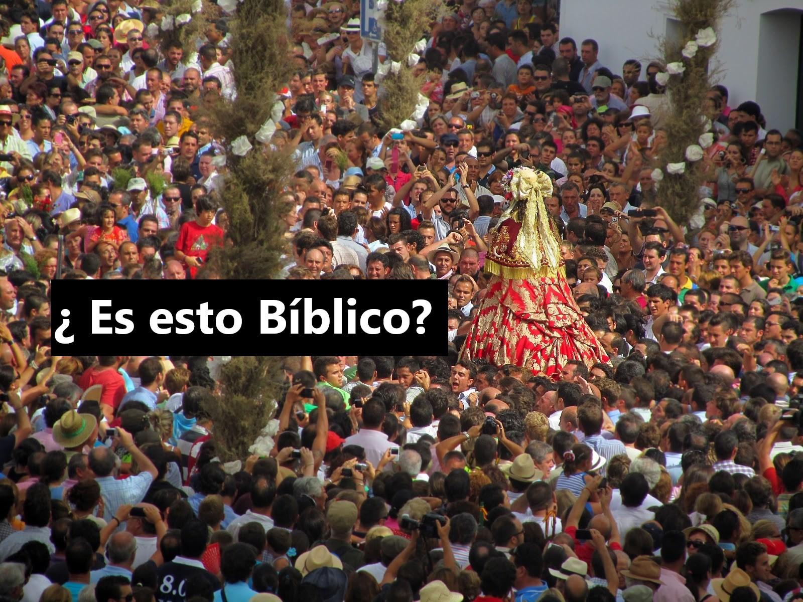 ¿Quién inventó las procesiones?