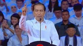 Jokowi ke Parpol Kubu 02: Silakan Jadi Oposisi, Asal Jangan Dendam