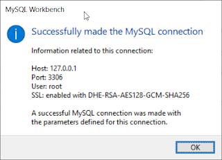 MySQL Local Connection Oluşturma