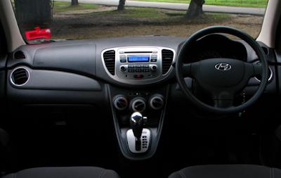 Interior Hyundai i10