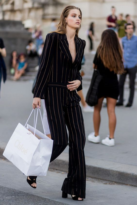 Street Style Tailored Pieces
