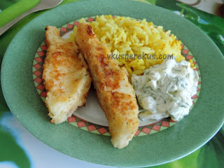 блюда из рыбы, соус тартар