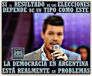 """La """"tinellización"""" de la política"""