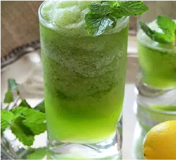Resep Minuman Es Lemon Kiwi