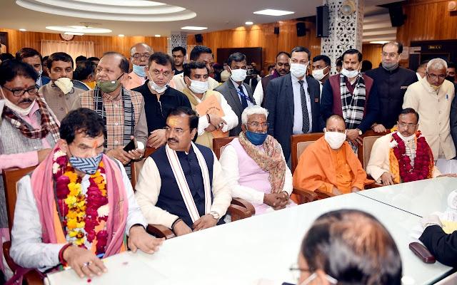10 BJP nominees nominated for Legislative Council