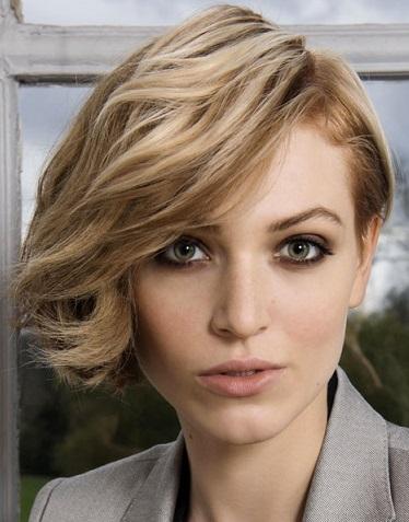 mujer estilo y belleza cortes modernos pelo corto 2017 2