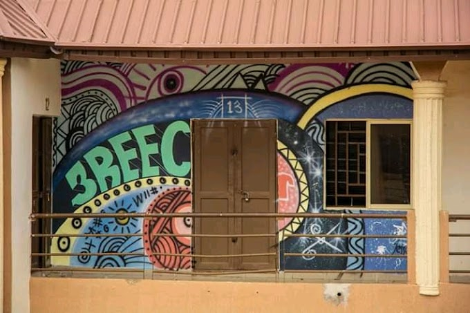 See The New Look Of '3reec Republic' | Art By Jesse Josh