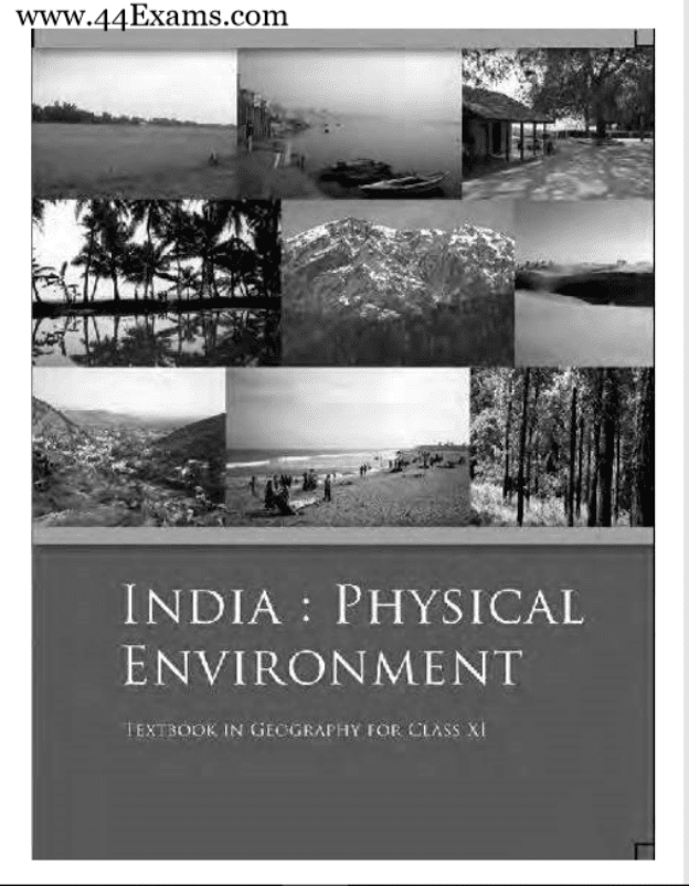 India-Physical-Environment-For-UPSC-Exam-PDF-Book