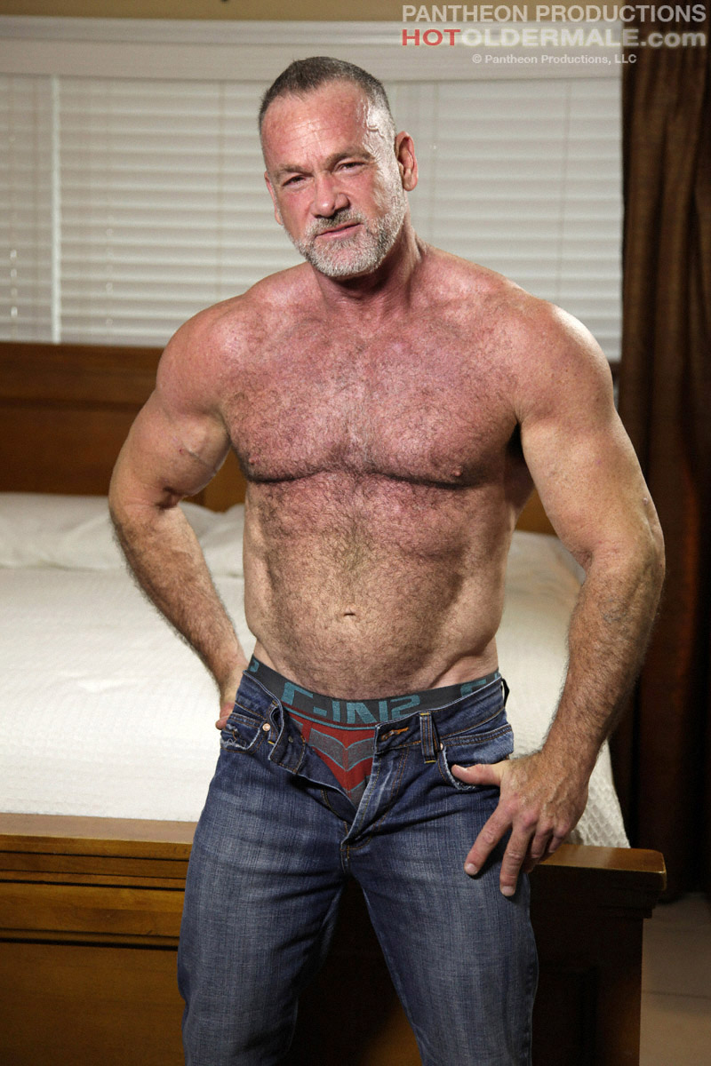 old mature bearded gay