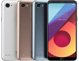 LG Q6+ (Plus) Nougat
