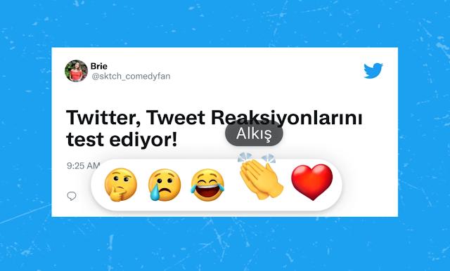 يمكن لمستخدمي تويتر في تركيا الآن الرد على التغريدات باستخدام الرموز التعبيرية