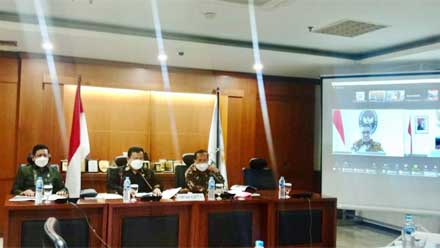 Rapat Kerja Gabungan Komite IV DPD RI