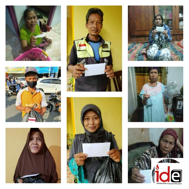 IDE Indonesia Salurkan Dana Covid Ke Seluruh Indonesia