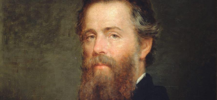 biografia Herman Melville