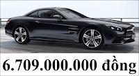 Giá xe Mercedes SL 400 2020
