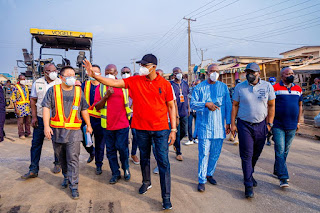 We are committed to the quick completion of  Lafenwa-Ayetoro Road - Gov. Abiodun