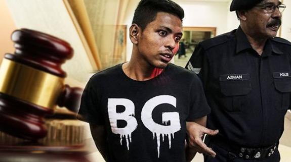 Kes Curi Handphone Di Low Yat, Shahrul Dipenjara 4 Bulan