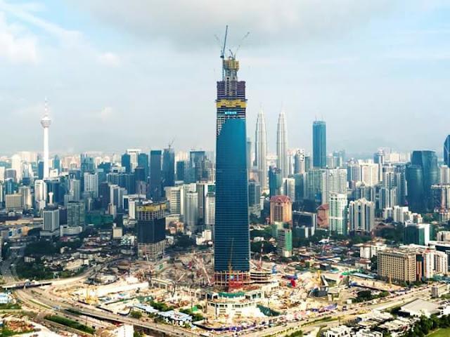Gedung Tertinggi Asia Tenggara
