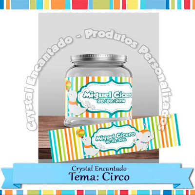Personalizados Circo